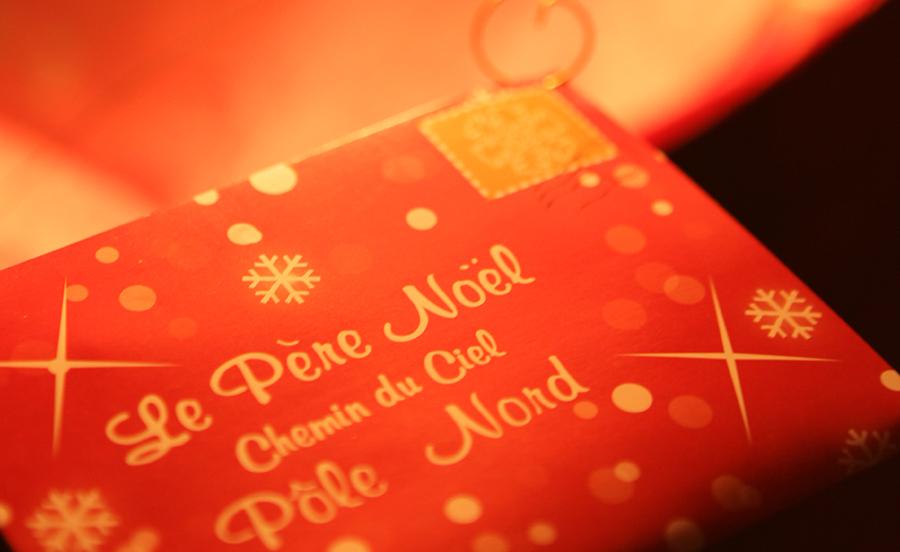 Notre Lettre au Père Noël Volante® dans AuFeminin.com
