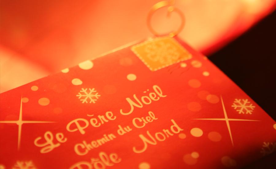"""Les bloggeuses & La lanterne volante """"Lettre au Père Noël"""""""