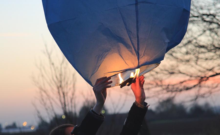 Conseils pour un lancer de lanternes réussi