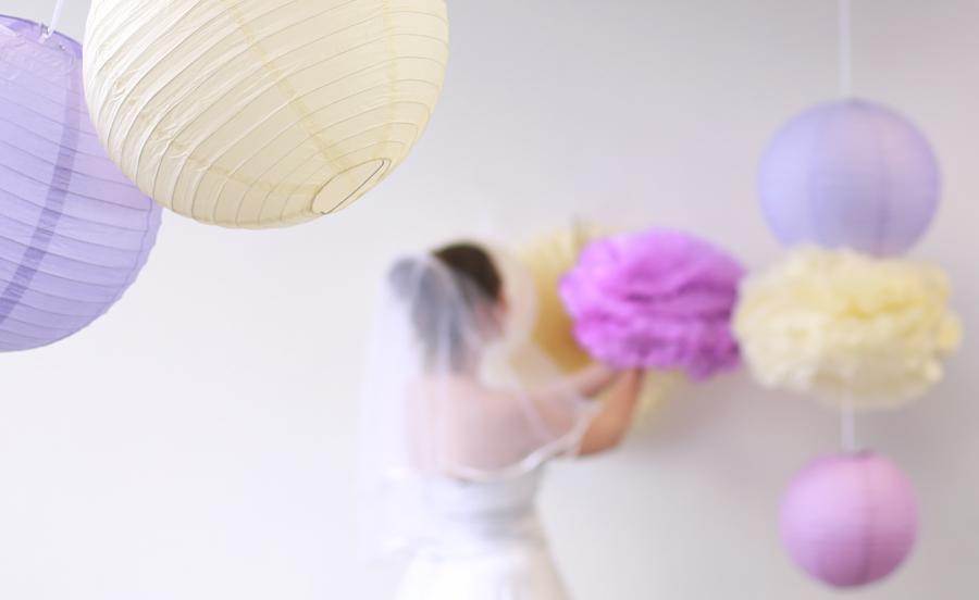 5 tendances décoration Mariage de l'été 2014