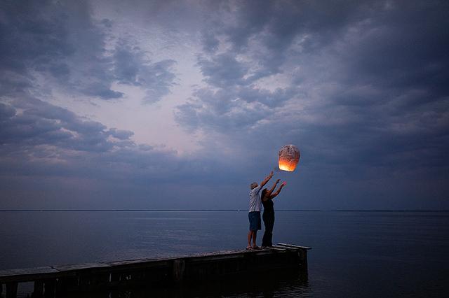 Lâcher de lanternes : êtes-vous proche d'un aéroport ?