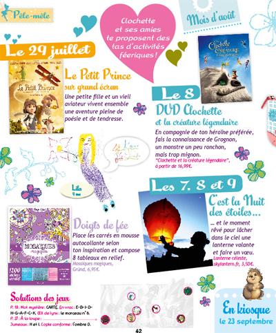 lanterne volante magazine enfant