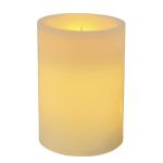 bougie LED ivoire 15 cm