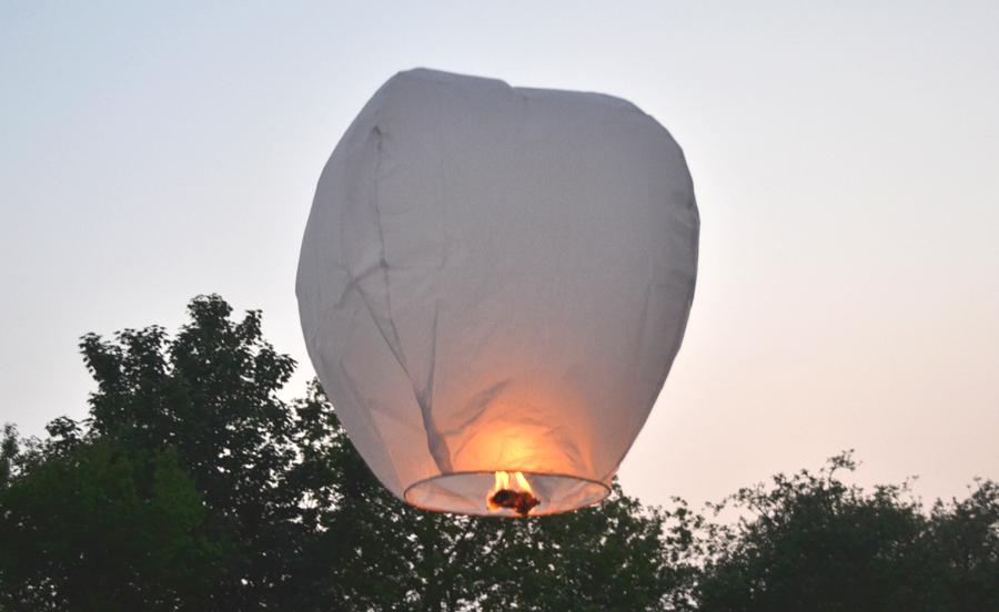 La fabuleuse histoire de la lanterne volante
