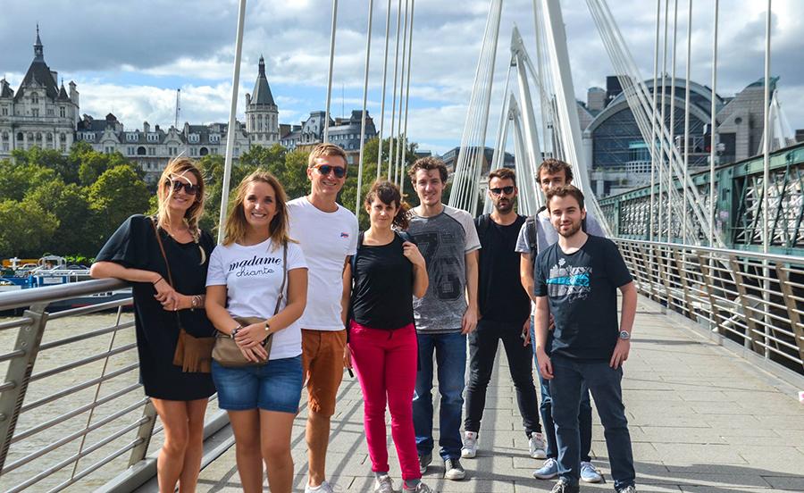 Séminaire SkyLantern 2016 à Londres