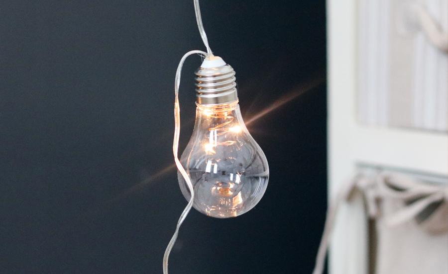 Idées déco automne hiver 2016 : les Suspensions Ampoules LED