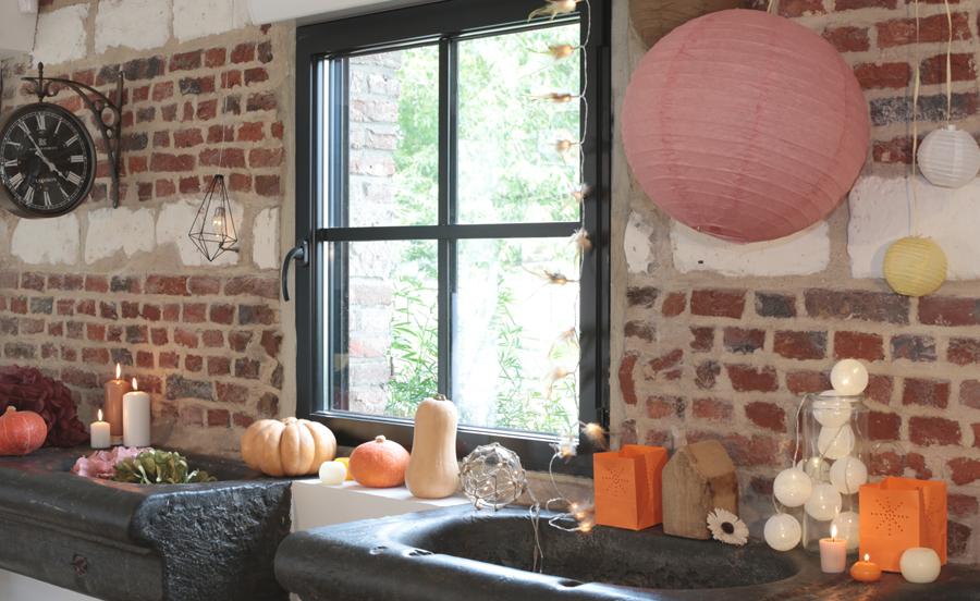 Inspiration déco automne 2016 : douceur & couleur