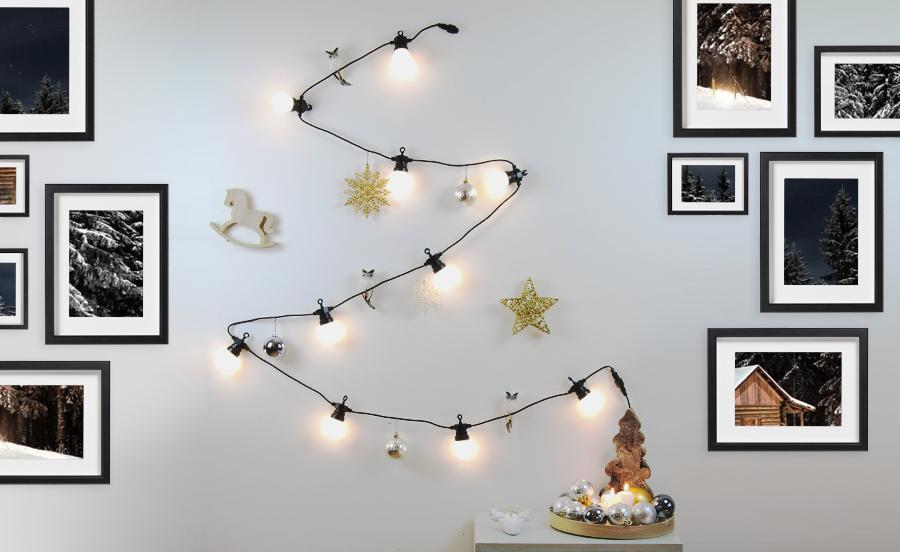 DIY de Noël n°2 : le Sapin Guinguette