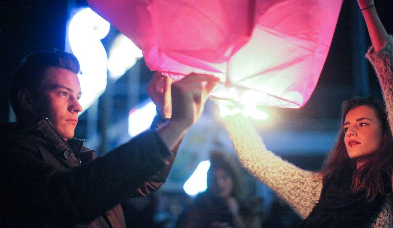 """""""J'ai juste un cancer"""" organise son lâcher de lanternes à Dunkerque"""