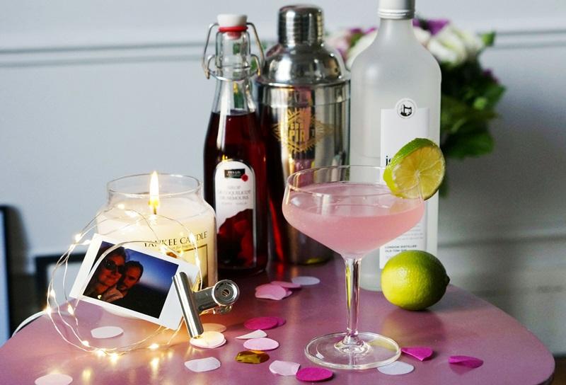 Décoration saint valentin cocktail idées