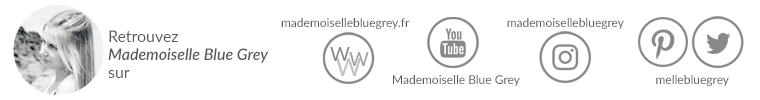 blog déco diy Mademoiselle Blue Grey