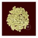 confettis or etoiles table