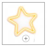 néon étoile pas cher