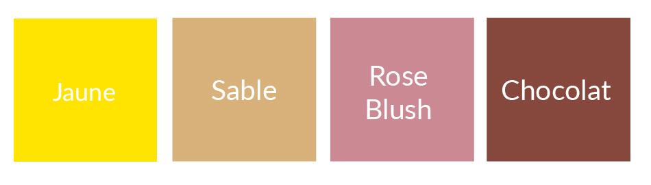 couleurs tendance 2018 saint valentin décoration chambre
