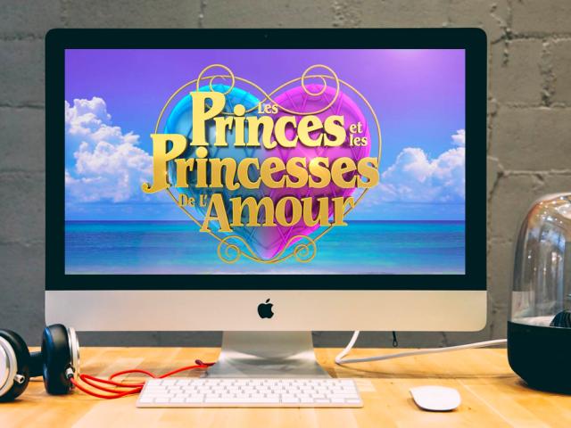 déco princes princesses de l'amour W9 2018