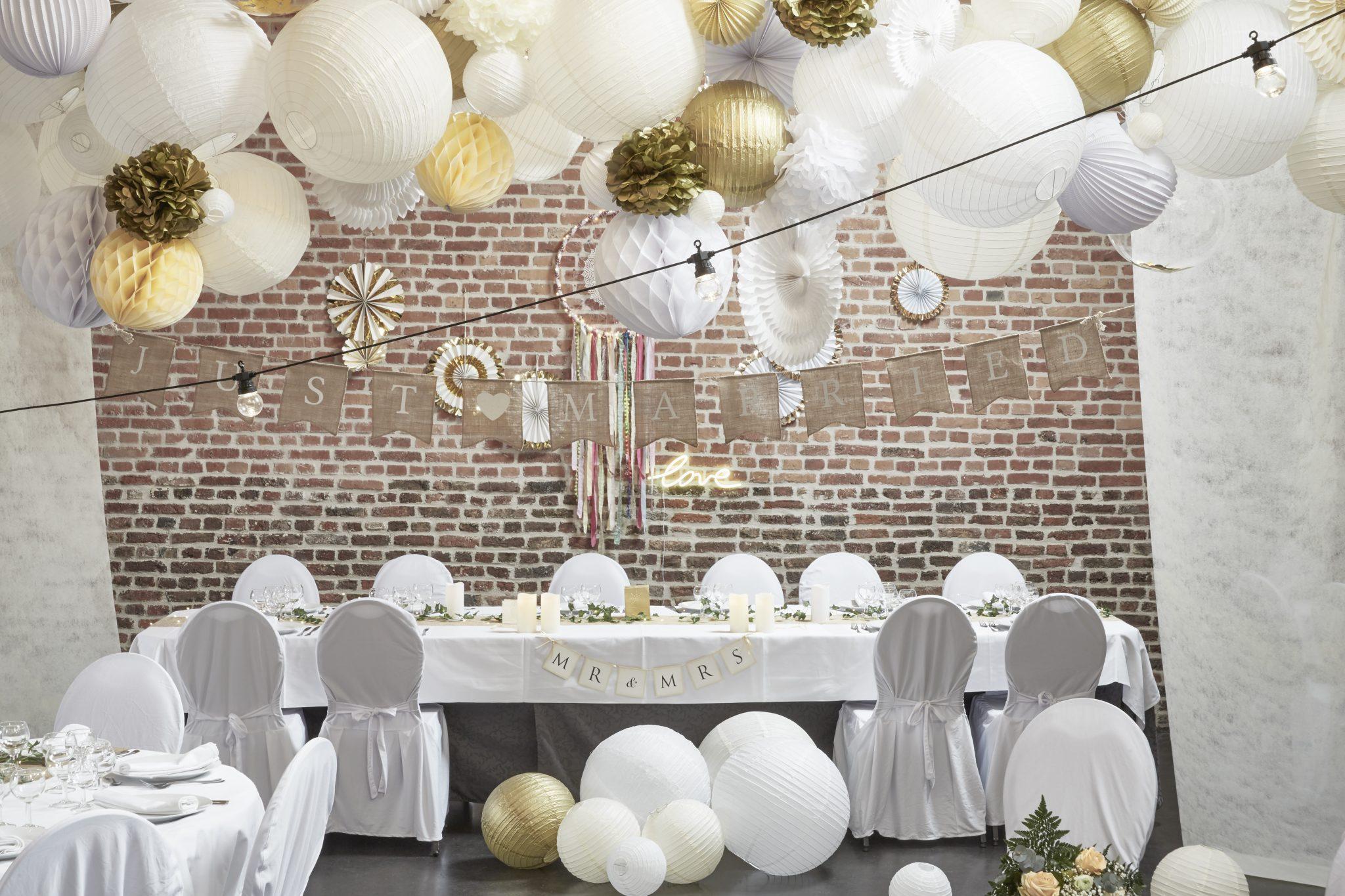 Mariage Champêtre Notre Sélection Et Idées Décoration De Salle