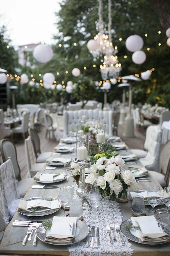 decoration 2019 mariage couleurs tendance gris