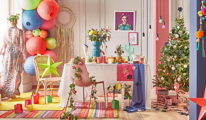 Déco Noël Mexique : des fleurs et de la couleur pour les fêtes !