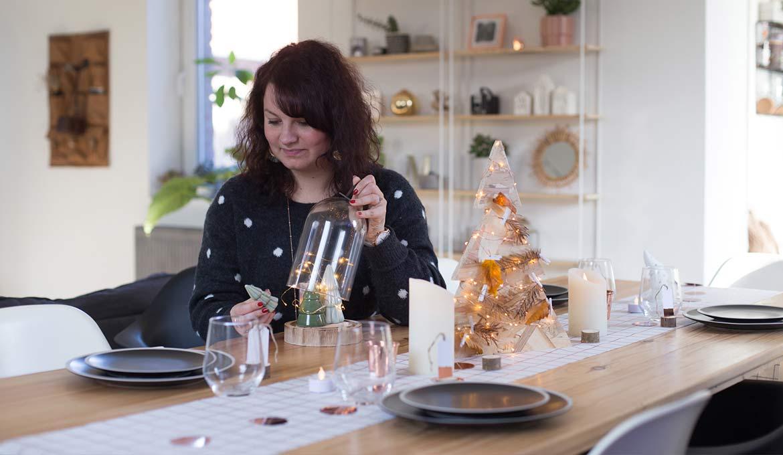 Déco Talk #10 Décoration de Noël par Mint & Paper